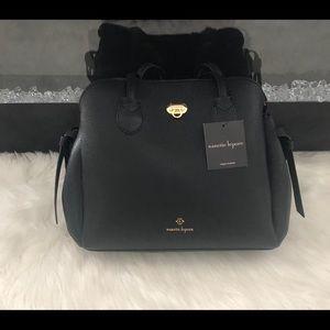 Nannette Lepore Charli shoulder bag. Black. $50